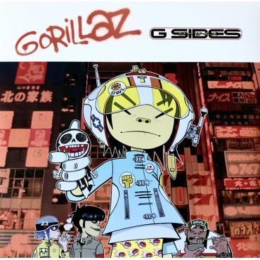 G Sides - Gorillaz