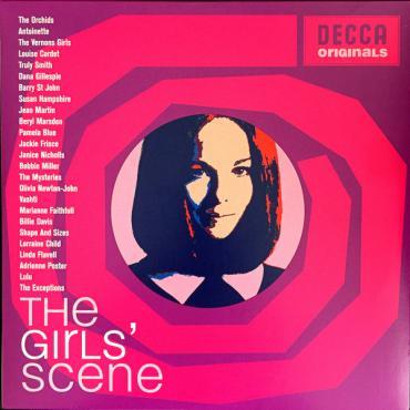 The Girls' Scene - Various