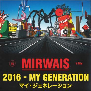 2016 - My Generation - Mirwais