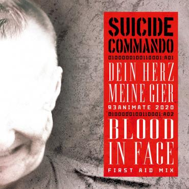 Dein Herz, Meine Gier / Bunkerb!tch - Suicide Commando