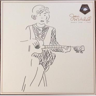Early Joni - 1963 - Joni Mitchell
