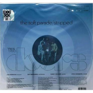 The Soft Parade / Stripped - The Doors