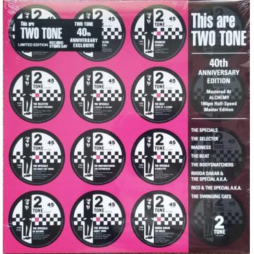 This Are Two Tone - Various Production