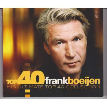 Top 40 Frank Boeijen His Ultimate Top 40 Collection - Frank Boeijen