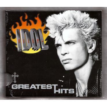 Greatest Hits - Billy Idol