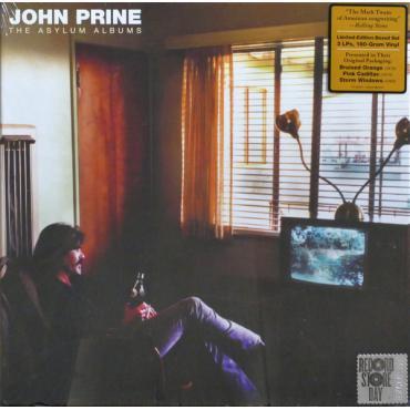 The Asylum Albums - John Prine