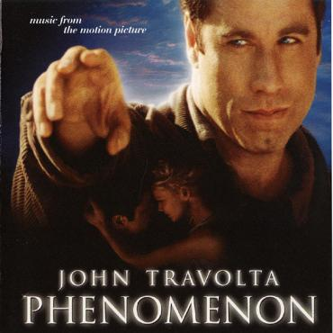 Music From The Motion Picture Phenomenon - Various