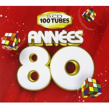100 TUBES ANNÉES 80-V/A - VARIOUS ARTISTS