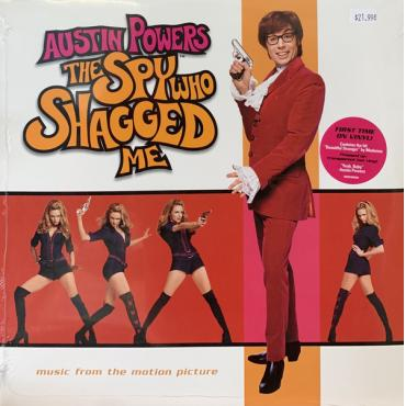 Austin Powers - The Spy Who Shagged Me (Music From The Motion Picture) - Various Production