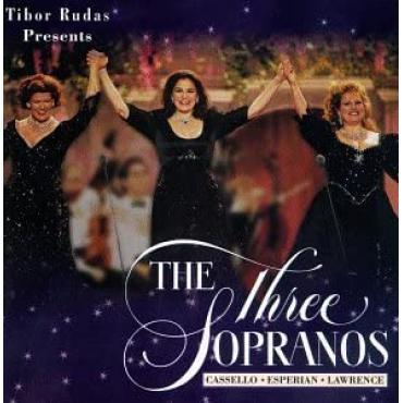 THREE SOPRANOS-K7 -