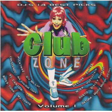 Club Zone Volume 1 - Various Production