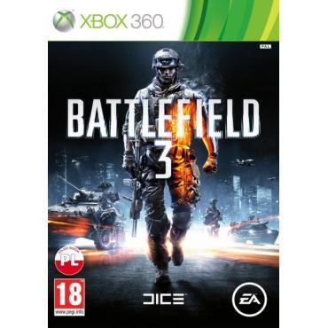 BATTLEFIELD 3- XBOX 360 -