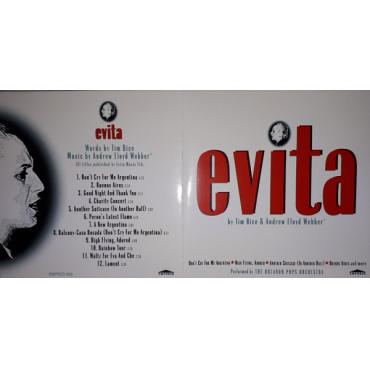Andrew Lloyd Webber's Evita: Performed By The Orlando Pops Orchestra - Orlando Pops Orchestra