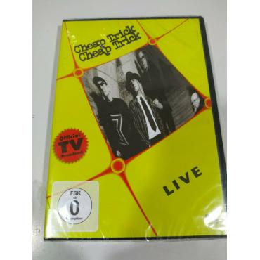 LIVE Official TV Broadcast - Cheap Trick