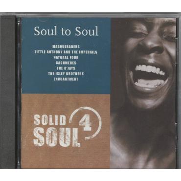 Solid Soul 4 - Soul To Soul - Various Production