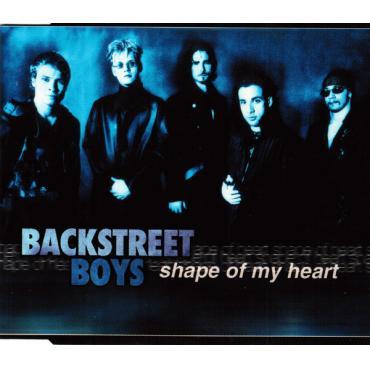 Shape Of My Heart - Backstreet Boys