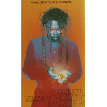 Volume IV The Classic Singles 88-93 - Soul II Soul