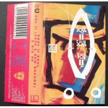 Vol. II (1990 - A New Decade) - Soul II Soul