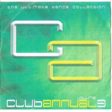 Club Annual Volume 3 - Various Production