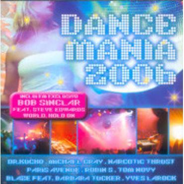 Dance Mania 2006 - Various Production