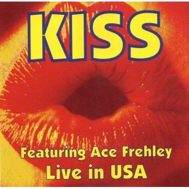 Live In USA - Kiss