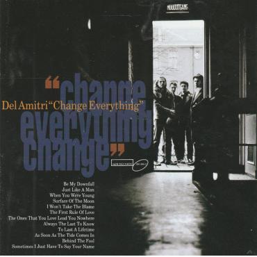 Change Everything - Del Amitri
