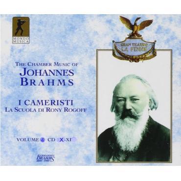 The Chamber Music Of Johannes Brahms - Volume 4 - Johannes Brahms