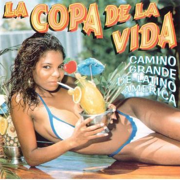 La Copa De La Vida (Camino Grande De Latino America) - Chaly Sanchez