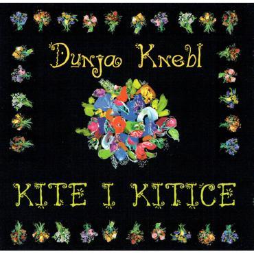 Kite i kitice - Dunja Knebl