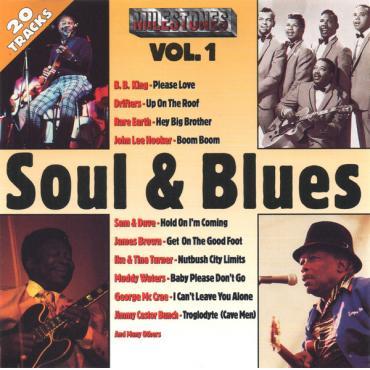 Soul & Blues Vol. 1 - Various Production