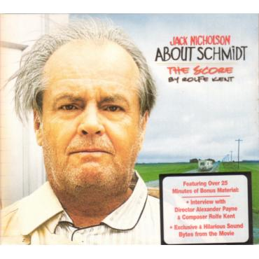 About Schmidt (The Score) - Rolfe Kent
