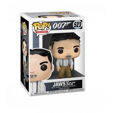 - FUNKO POP MOVIES: JAMES BOND-JAWS COLLECTIBLE F -
