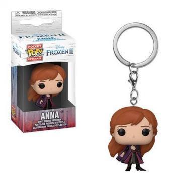 Funko - PoP! Pocket Keychain - Frozen - Anna -