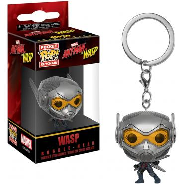 Funko - PoP! Pocket Keychain - Ant-Man And The Wasp - Wasp -
