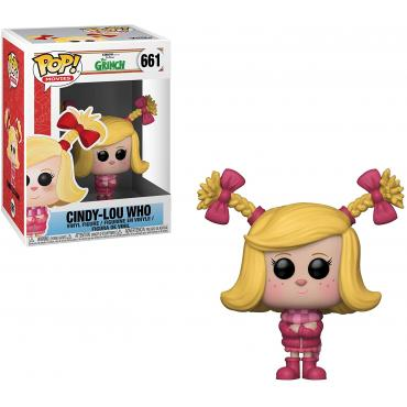 THE GRINCH CINDY LOU WHO #661-FUNKO POP! -