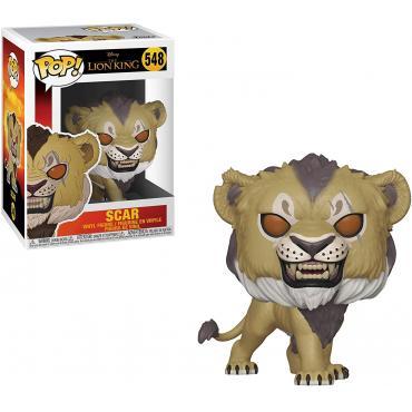 SCAR LIVE ACTION #548-FUNKO POP! DISNEY THE LION KING -