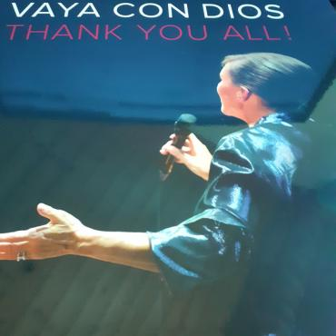 Thank you All! - Vaya Con Dios