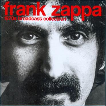 1970s Broadcast Collection - Frank Zappa