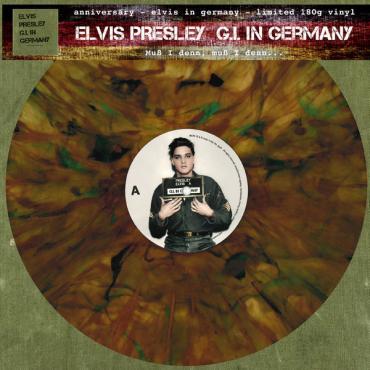 G.I. In Germany - Elvis Presley