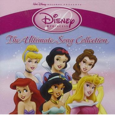 Disney Princess: The Ultimate Song Collection - Various Production