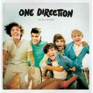 ONE DIRECTION-UP ALL NIGHT - One Direction