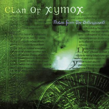 Notes From The Underground - Clan Of Xymox
