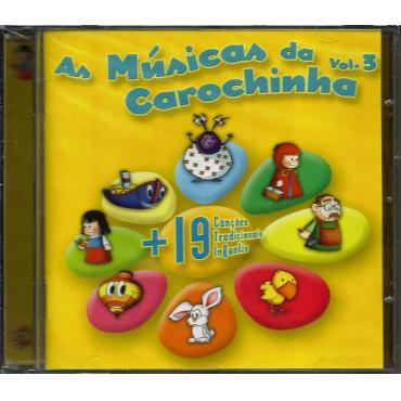 As Músicas Da Carochinha Vol. 3 - Carochinha