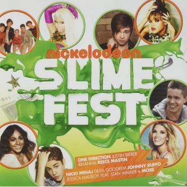 Nickelodeon Slime Fest 2012 - Various