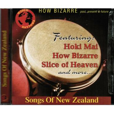 Songs Of New Zealand - The Northstar Orchestra