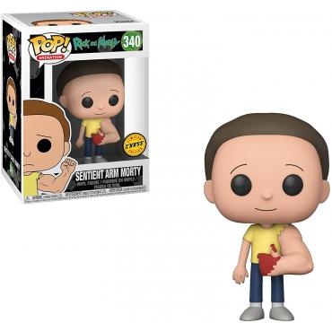 - Funko POP! Animation: Rick and Morty - Sentient -