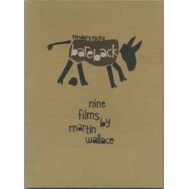 Bareback (Nine Films By Martin Wallace) - Tindersticks