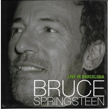 Live In Barcelona - Bruce Springsteen & The E-Street Band