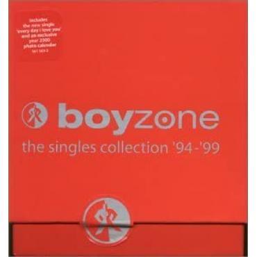 BOYZONE-SINGLES COLLECTION 1994 - 1999 -