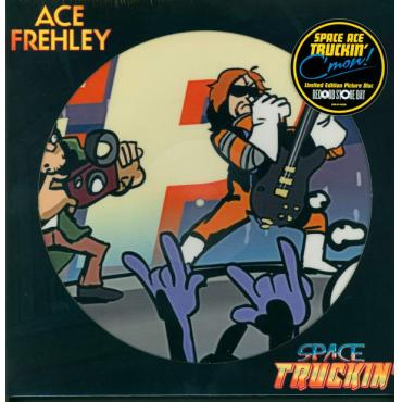 Space Truckin' - Ace Frehley